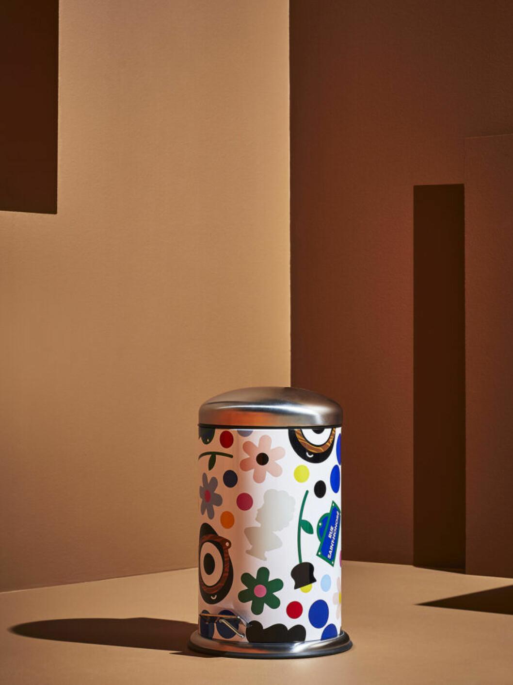 Pedalhink i design av Colettes Sarah Andelman och konstnären Craig Redman.