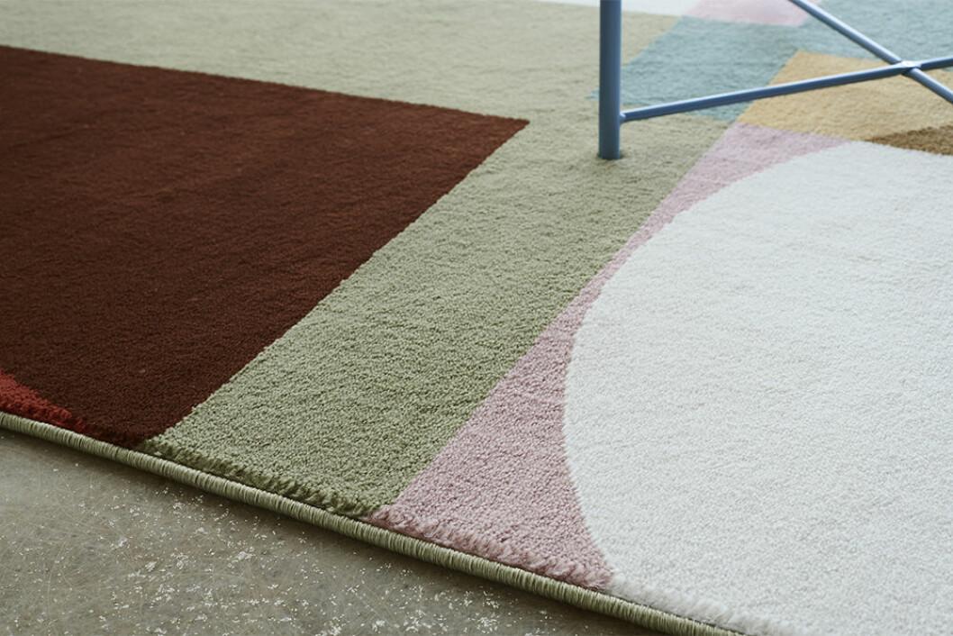Ny matta från Ikea i flera färger
