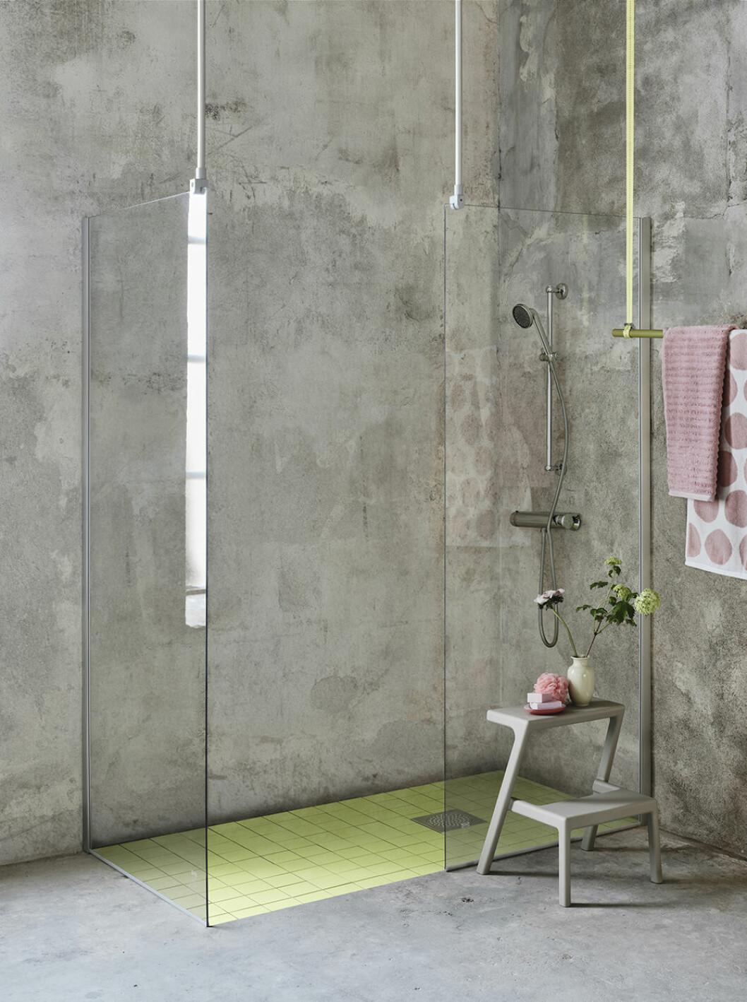 duschväggarna Oppejen från ikea
