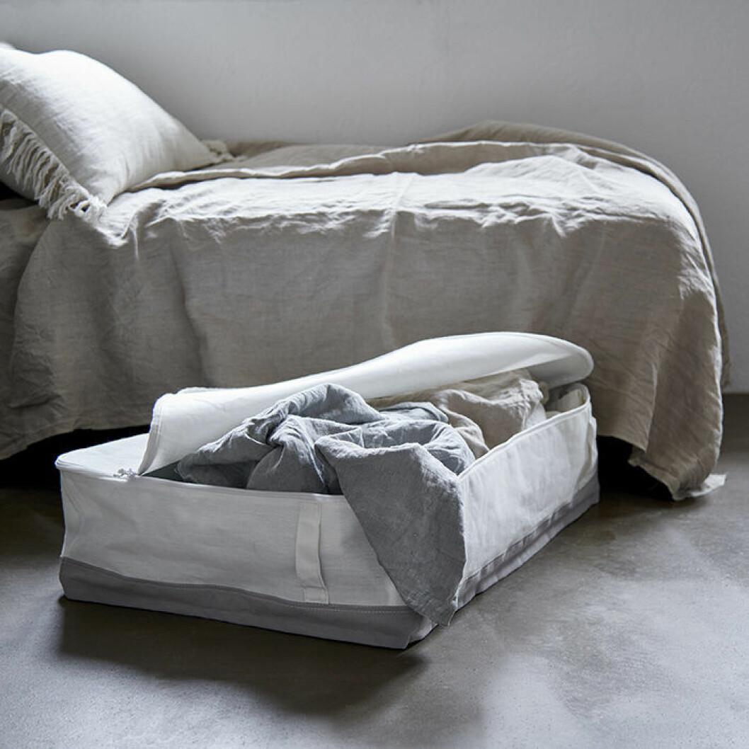 Lackisar förvaringsväska från Ikeas höstkollektion 2019