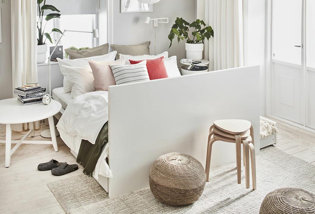 Compact living-säng från ikea