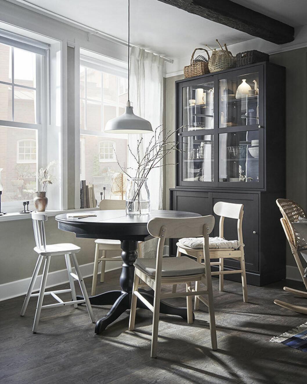 Stilfullt kök i Ikea katalogen 2019