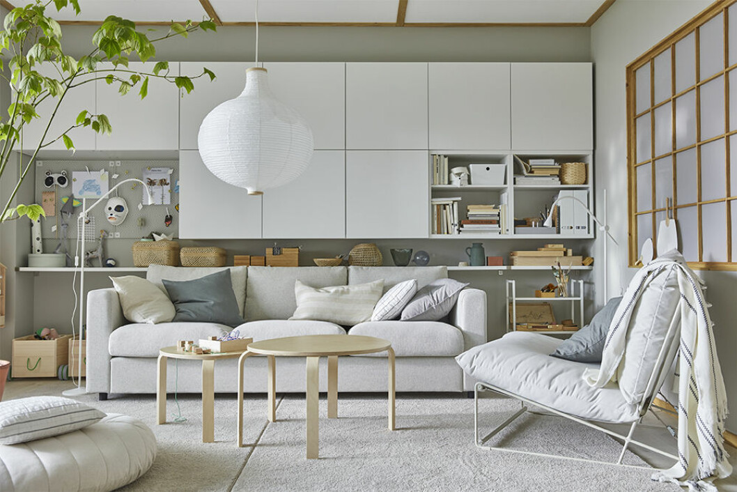 Vårens inredning på Ikea 2020