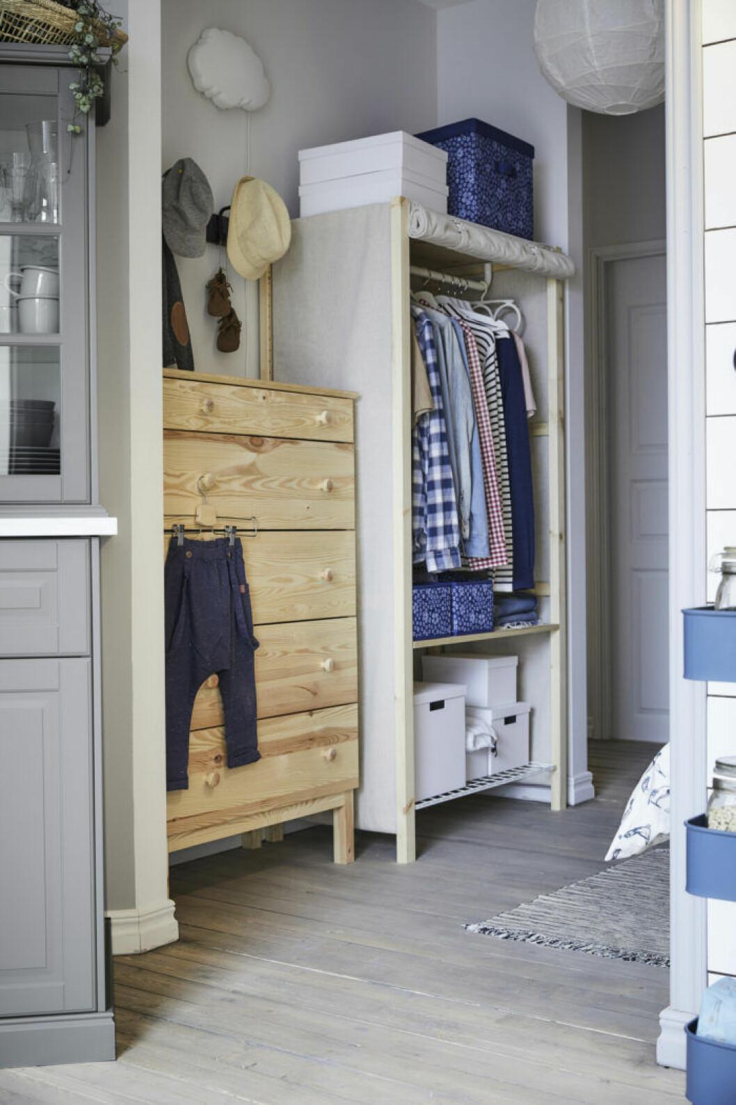 Compact living i den nya Ikea-katalogen våren 2019