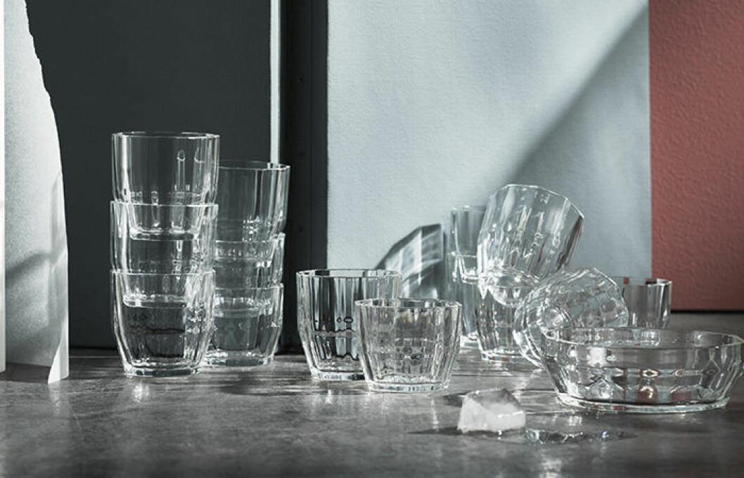 Lyskraft glas