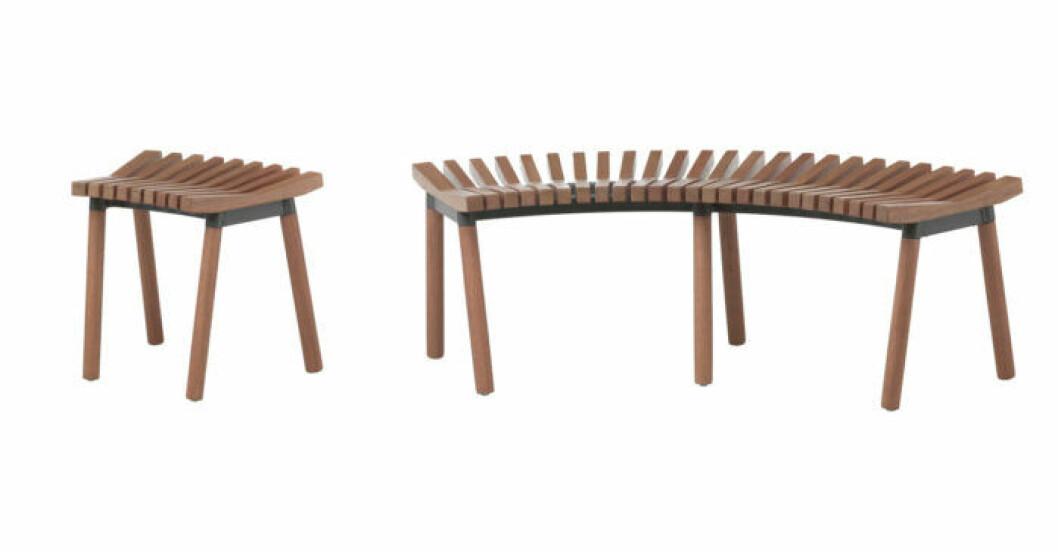 Bänk och pall – Ikea Överallt