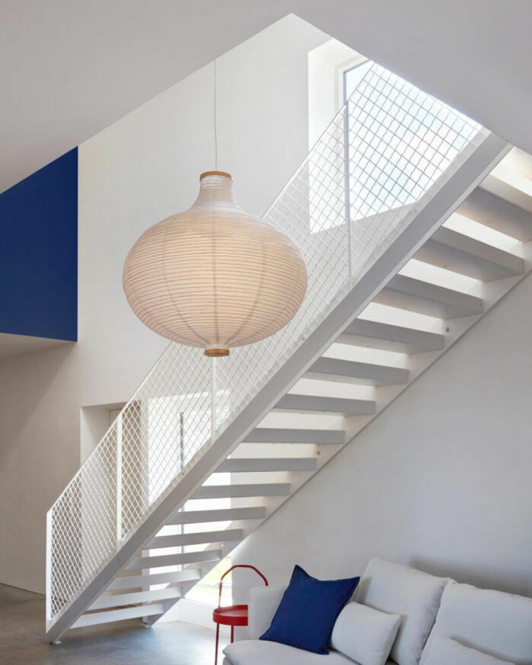 Ikea risbyn taklampa