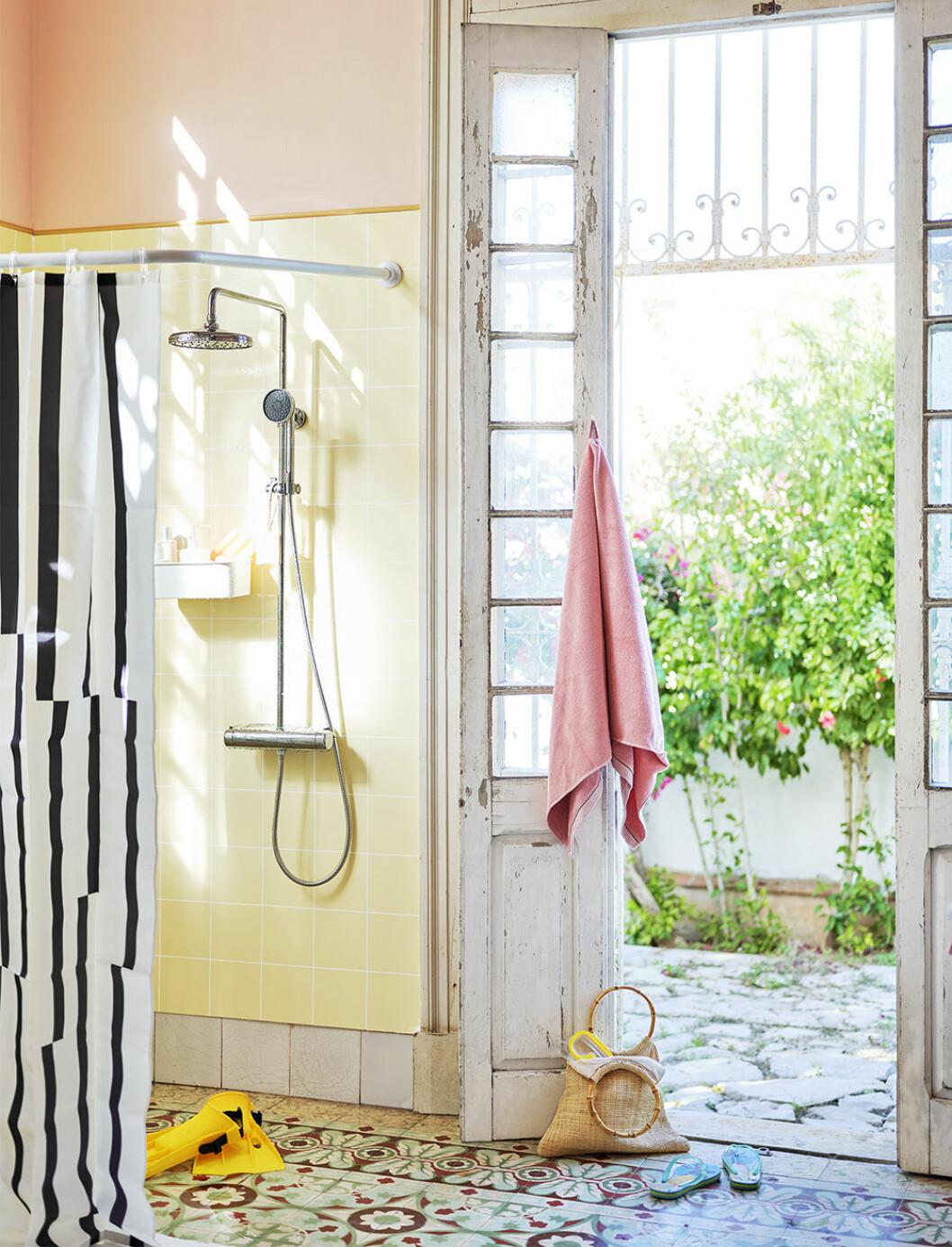 Somrigt badrum ikea 2020