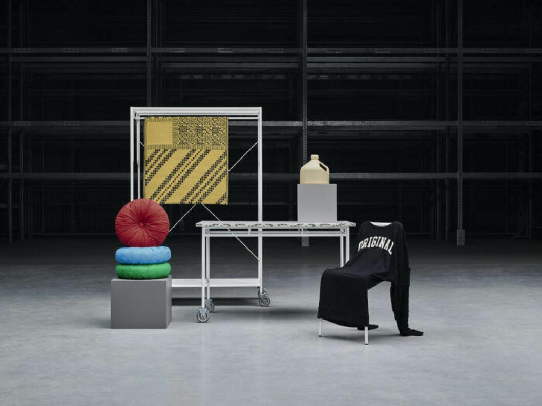Sammankoppla – ett designsamarbete mellan Ikea och Greyhound original