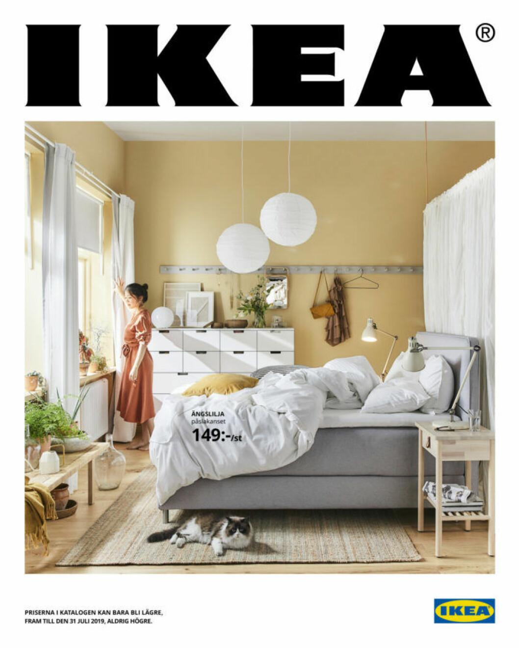 Ikea-katalogen våren 2019