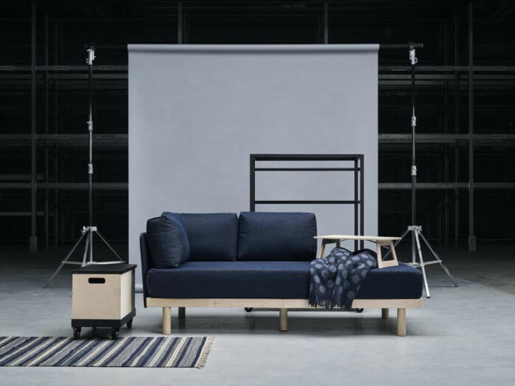 Ikeas kollektion Råvaror – för en mobil livsstil
