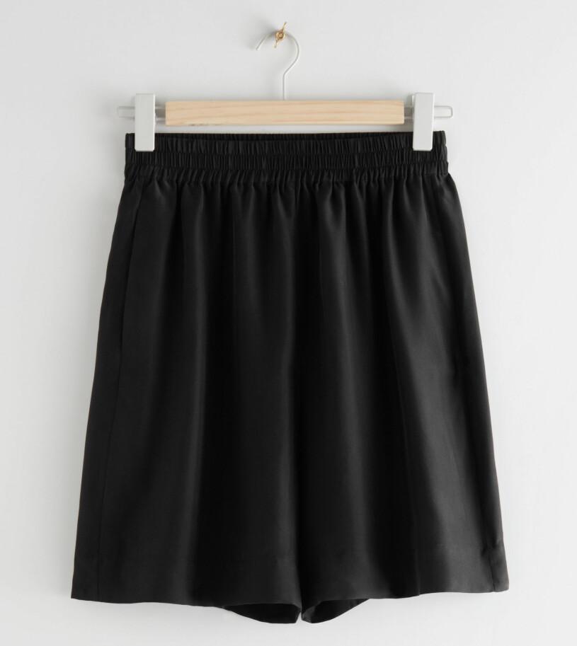 shorts med resår