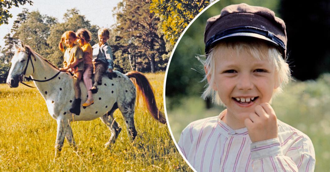Pippi, Tommy & Annika. Emil i Lönneberga