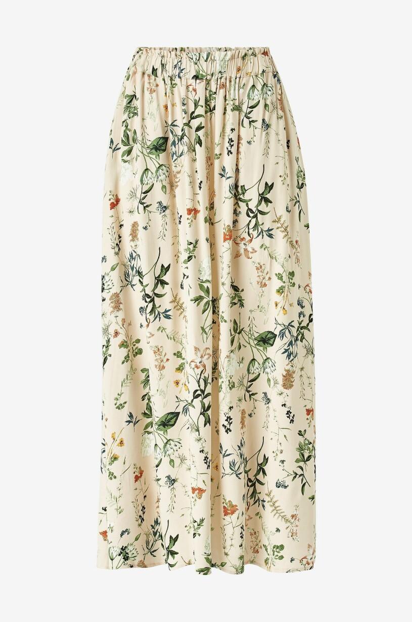 blommig kjol Object