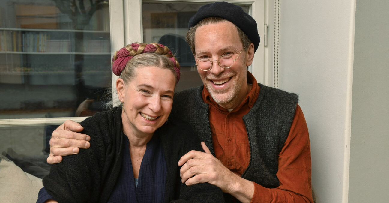 Marie och Gustav Mandelmann