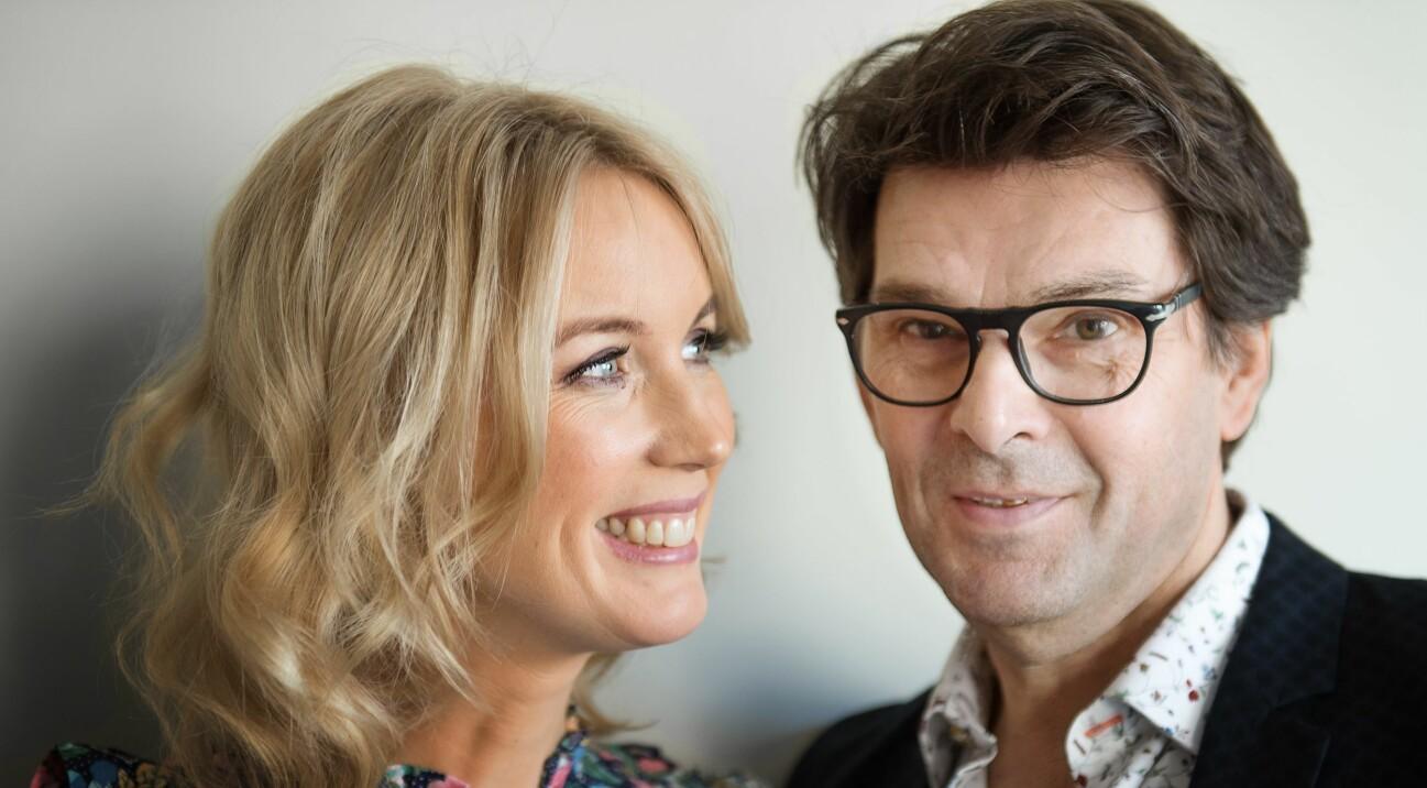 Jenny och Niklas Strömstedt