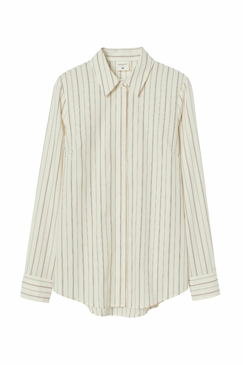 skjorta Giuliva Heritage x H&M