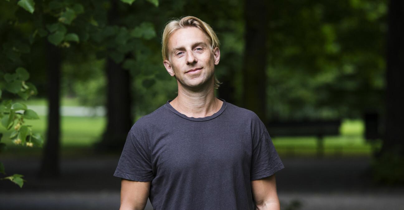 Överläkaren Anders Hansen