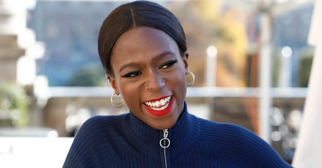 Artisten Sabina Ddumba om sin nya kärlek Daniel