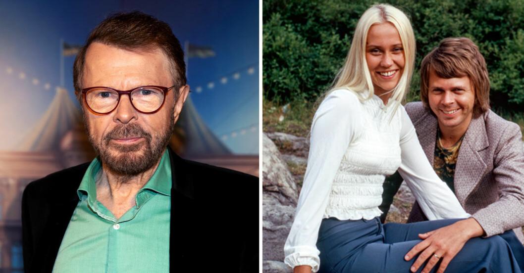 Björn Ulvaeus Agneta Fälthskog