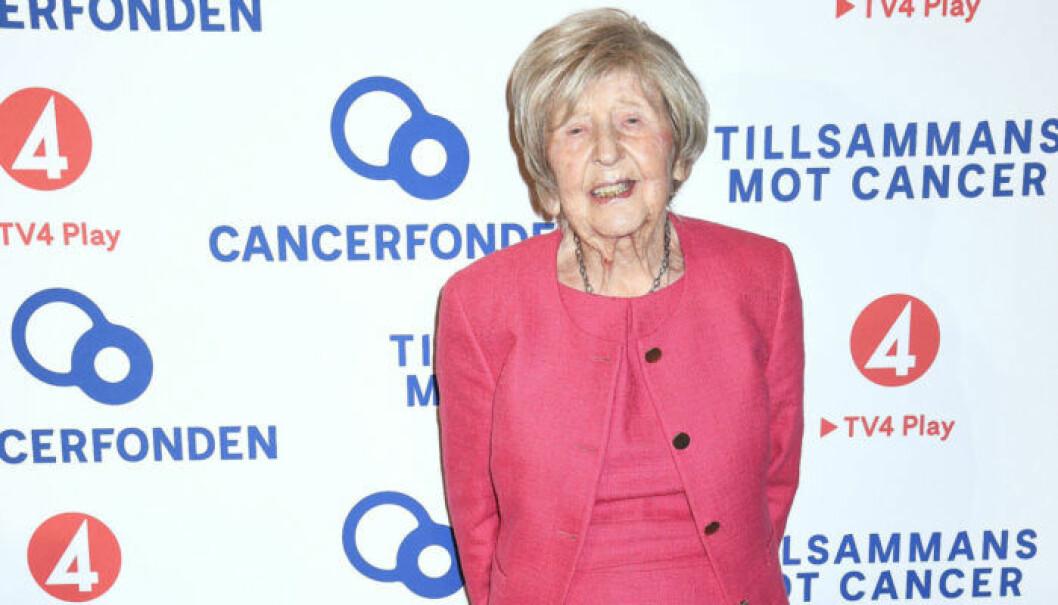 I januari 2020 gick Dagny Carlsson på galan Tillsammans mot cancer i Stockholm.