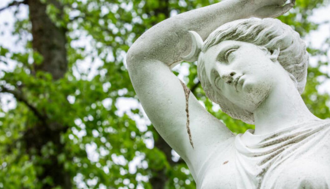 Drottningholms Slottspark. Foto: Raphael Stecksén/ Kungliga Hovstaterna