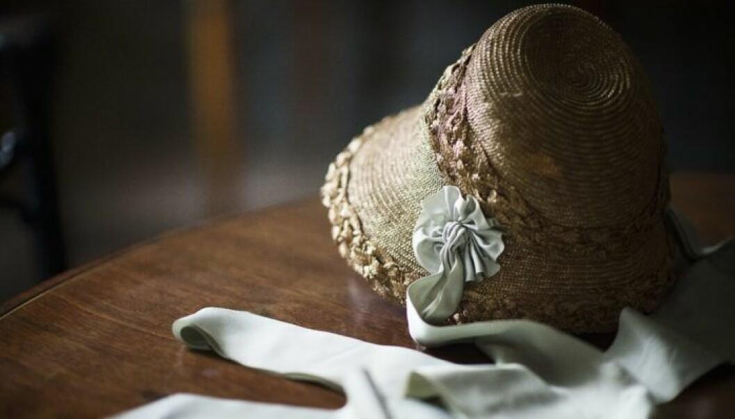 Jane Austen-utställning på Skoklosters slott. Foto: Sofia Nahringbauer TT