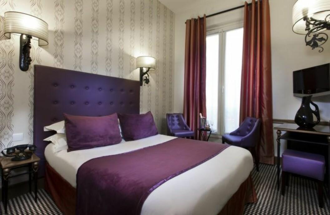 Barnvänliga hotell Paris