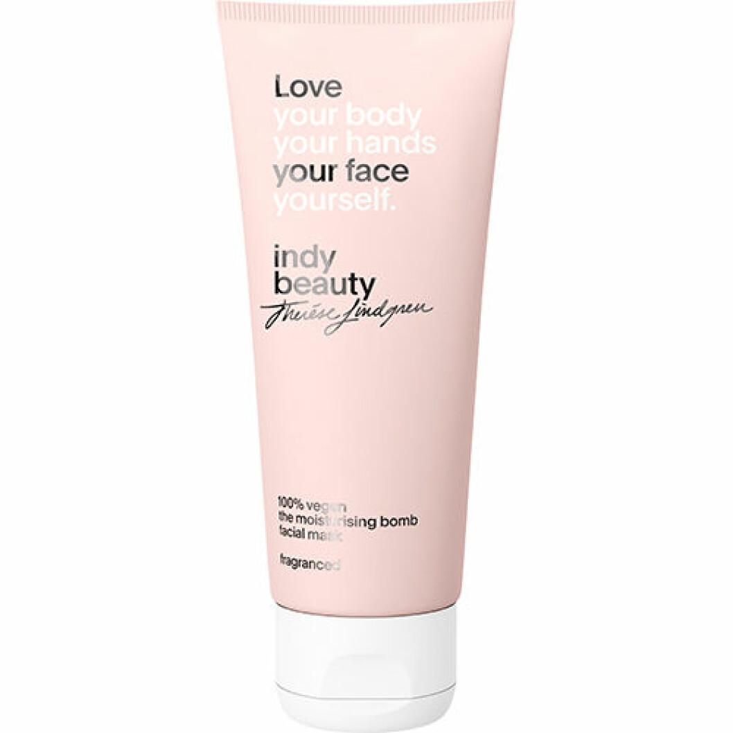 Veganskt ansiktsmask