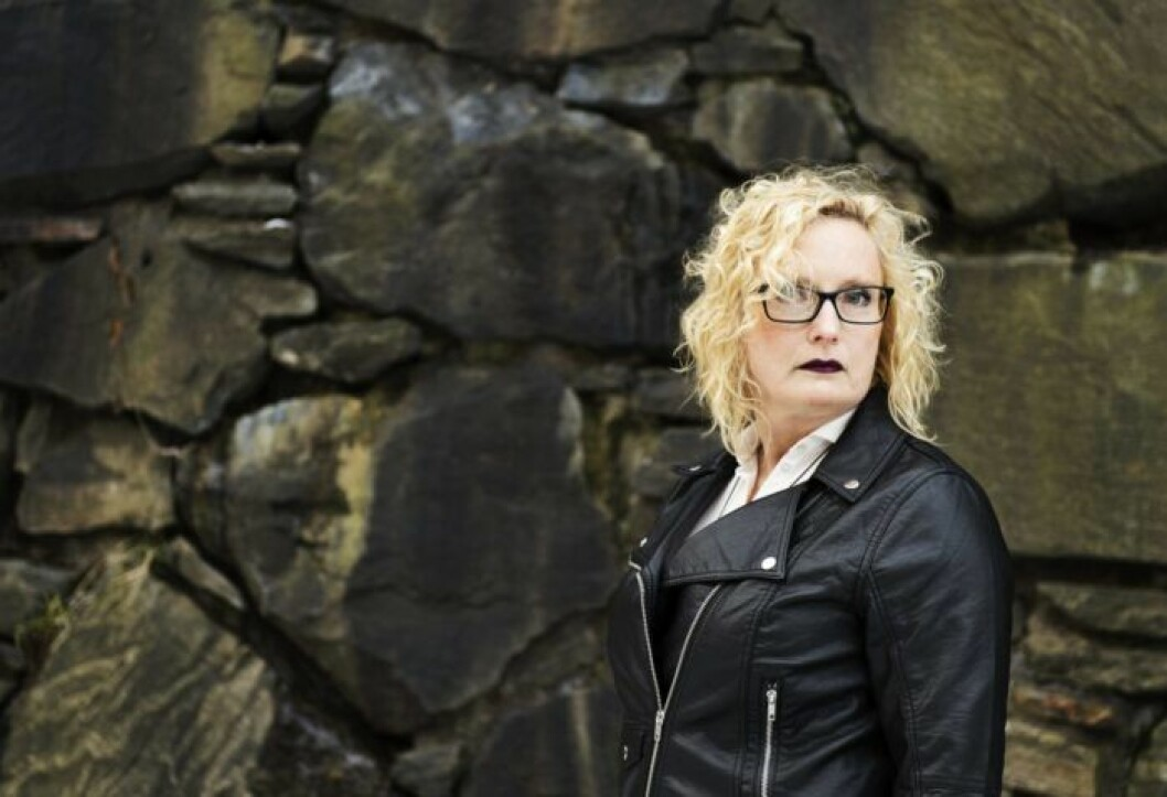 Ingrid Elfberg tog sir ur en destruktiv relation