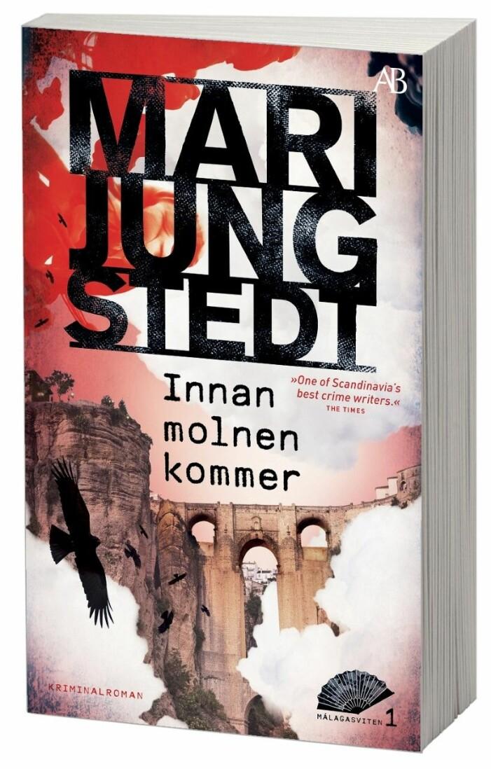 Innan Molnen kommer, Mari Jungstedt, bokrea 2021