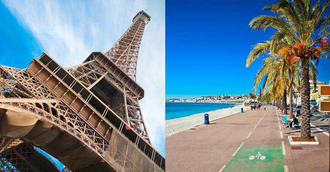 Europas mest instagrammade städer – här är hela listan