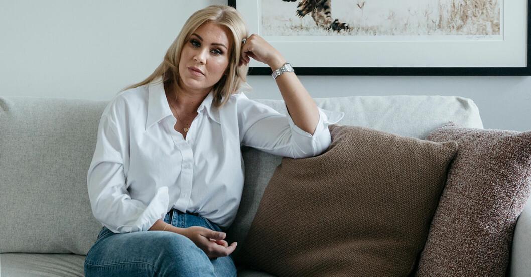"""Isabella Löwengrip om 30-årskrisen: """"Känner mig vilsen"""""""
