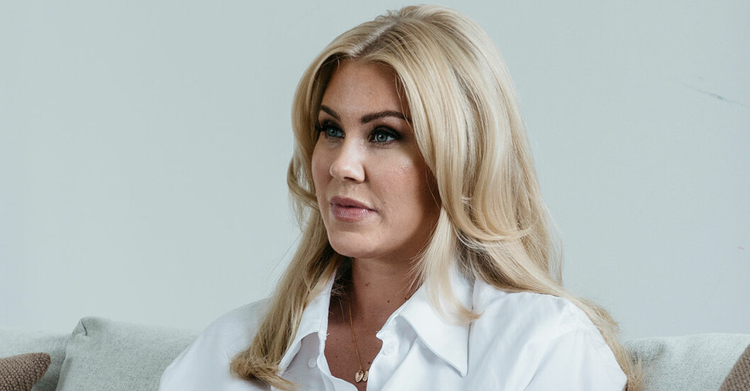 Intervjun med Isabella Löwengrip fälls – efter anmälan från mamman