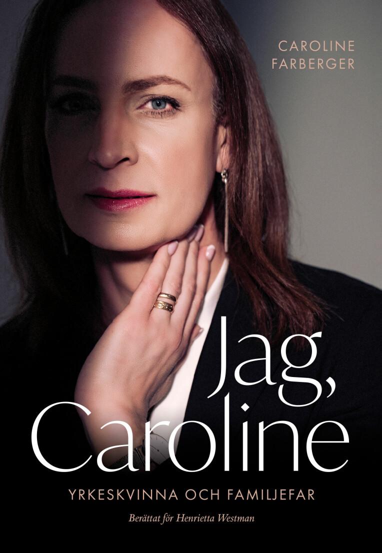 """Självbiografin <span class="""" italic"""" data-lab-italic_desktop=""""italic"""">Jag, Caroline </span>kommer ut på Mondial förlag den 26 oktober."""
