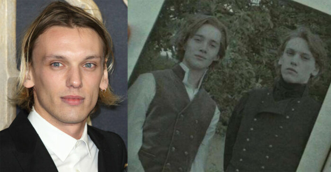 Jamie Campbell Bower i Harry Potter