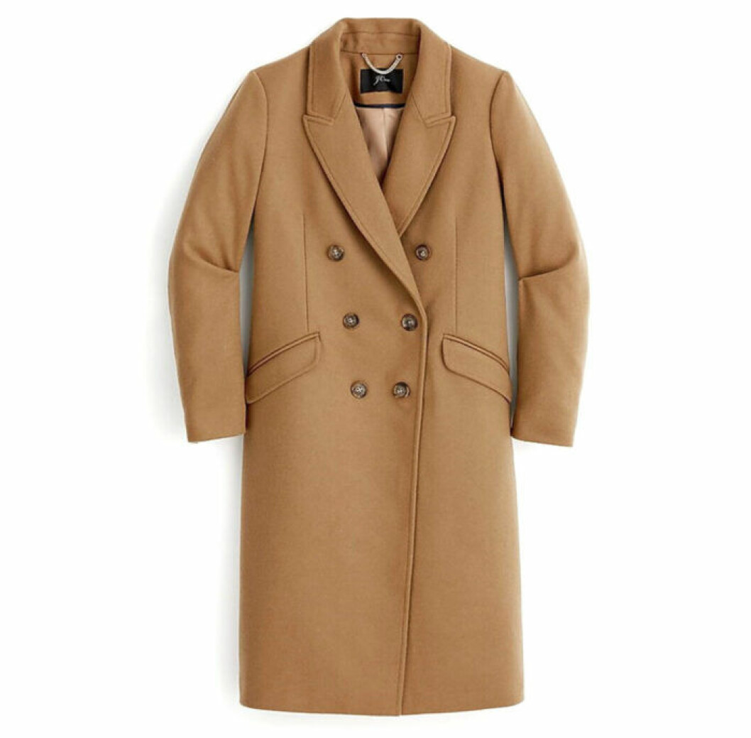 Bonita Coat Wool Cashmere från J Crew.