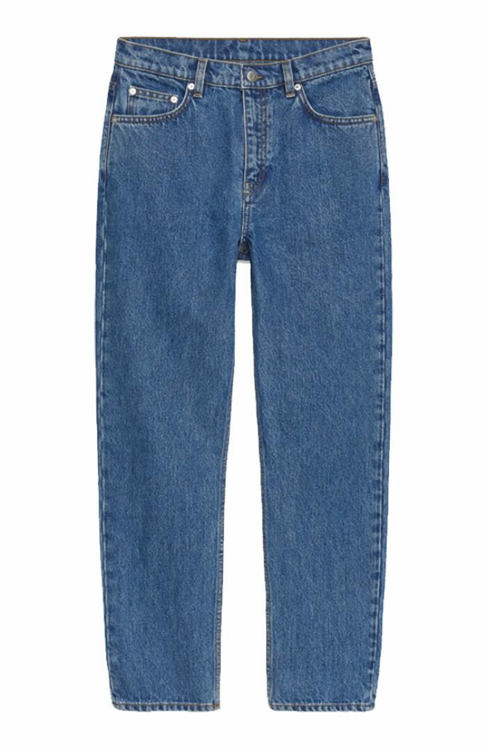 raka jeans från Arket