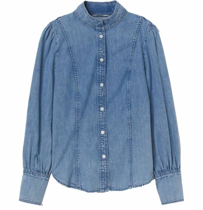 jeans blus