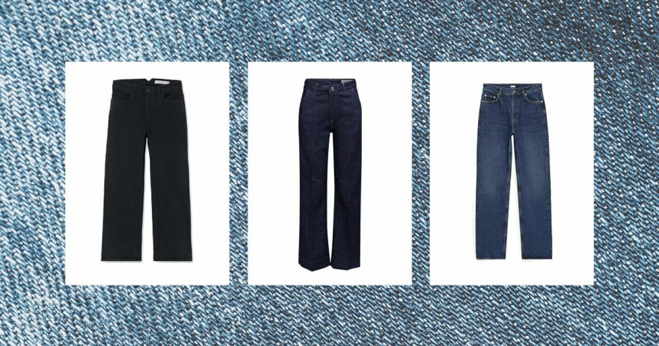 Jeans höst 2020