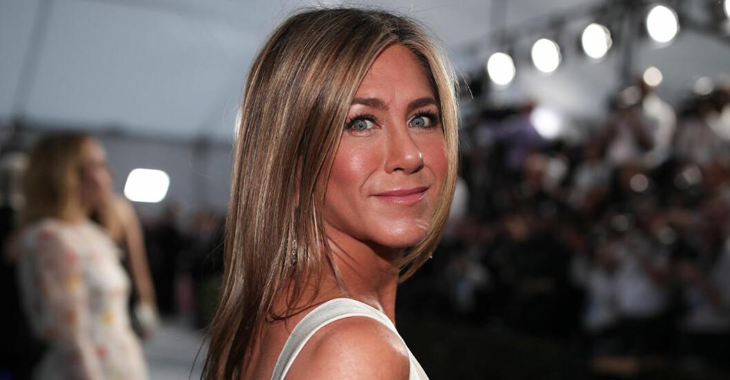 Fans rasar mot Jennifer Aniston efter corona-bilden
