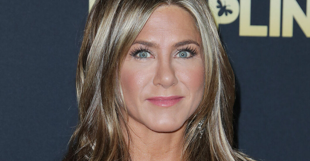 Jennifer Aniston intervju barn ELLE