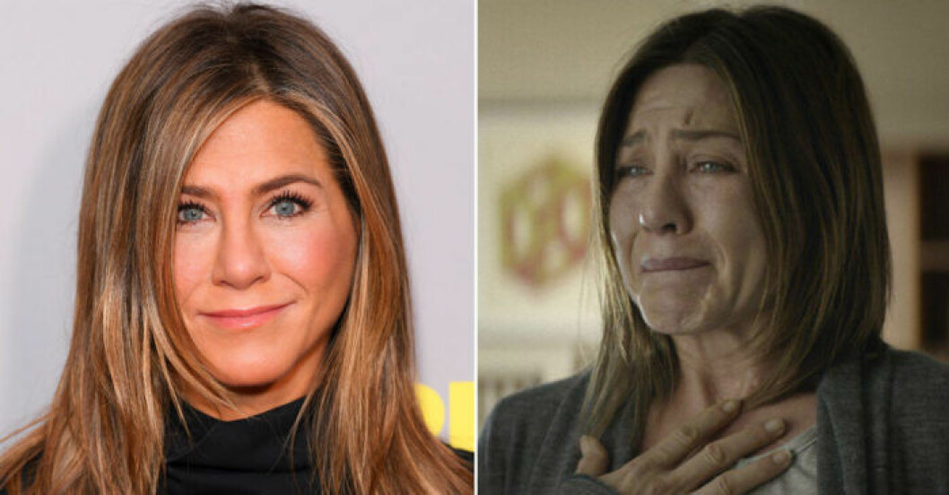 Jennifer Aniston förändrade sitt utseende inför filmen Cake.