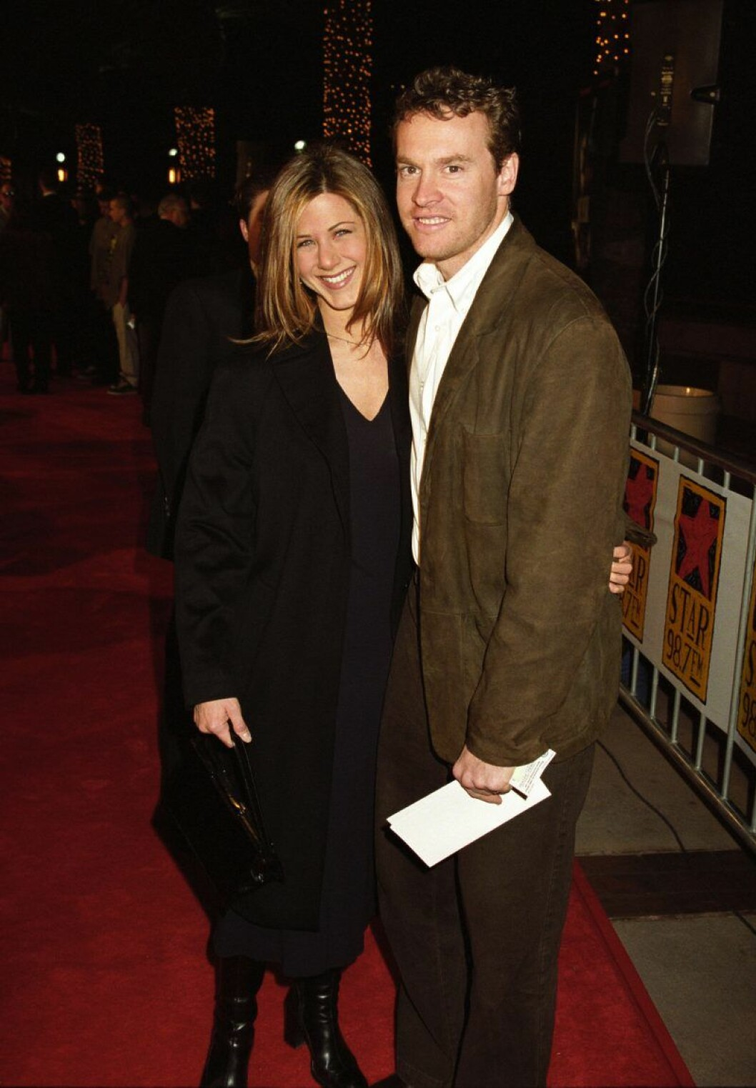 Jennifer Aniston Tate Donovan