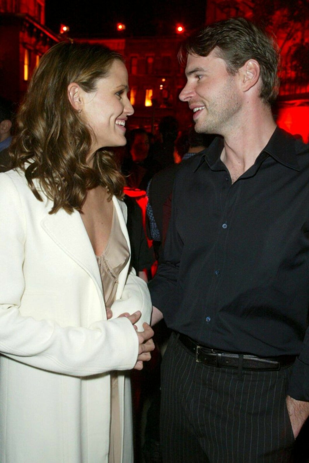 Jennifer Garner och Scott Foley