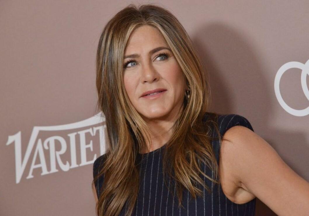 Jennifer Aniston om relationen till sin mamma