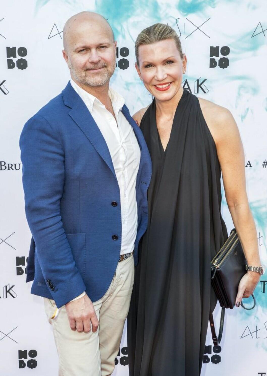 Jenny Alversjö och Patrik Larsson