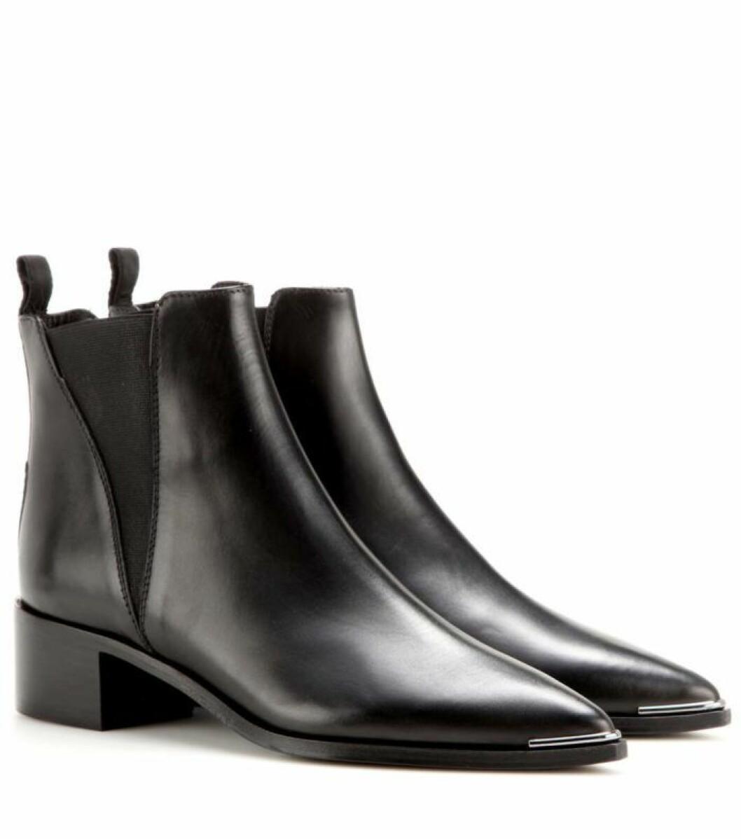 Svarta Jensen Boots från Acne Studios