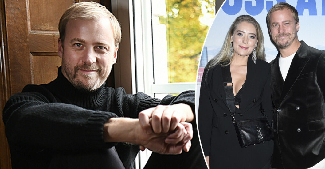Erik Jerka Johansson och Lisa Sjösten
