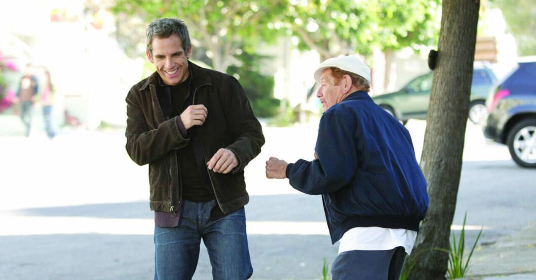Jerry och Ben Stiller